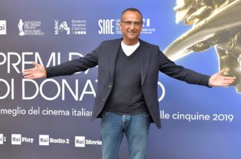 David di Donatello 2021: dove vedere la cerimonia, in chiaro e in streaming