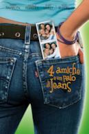 Poster 4 amiche e un paio di jeans