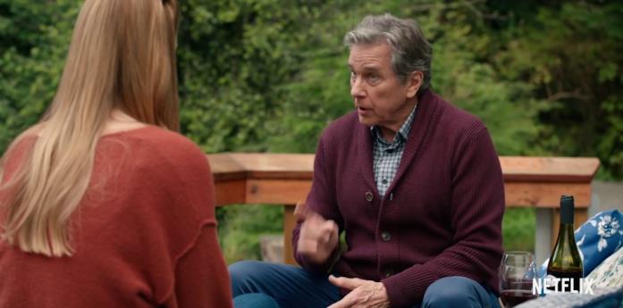 Doc ammette che potrebbe perdere la vista nella terza stagione di Virgin River