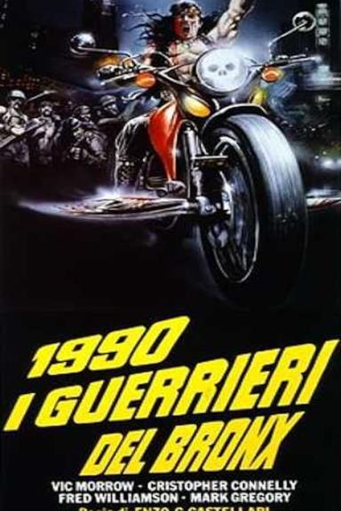 Poster 1990 - I guerrieri del Bronx