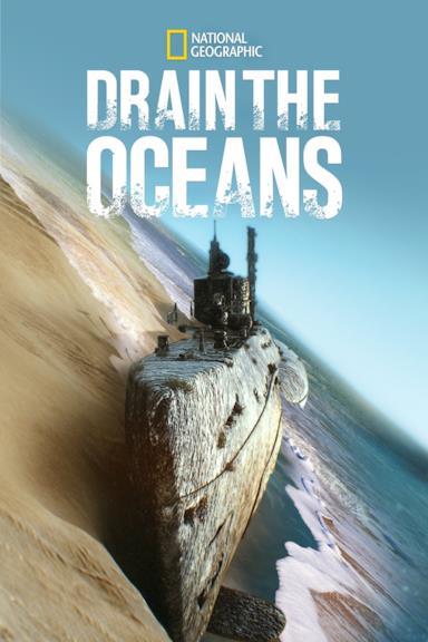 Poster Oceani: i segreti degli abissi