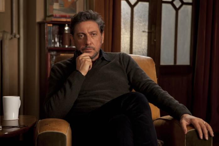 Sergio Castellitto in una scena di In Treatment
