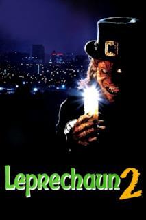 Poster Leprechaun 2