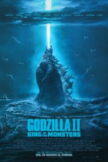 Poster Godzilla II - King of the Monsters