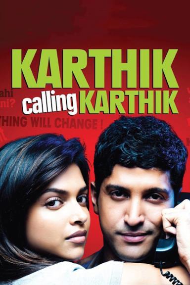 Poster Karthik Calling Karthik