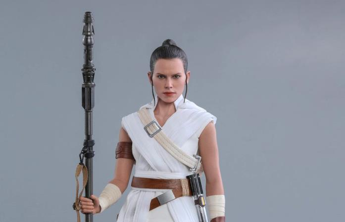 Le nuove action figure Star Wars Rey e D-O