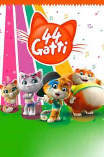 Poster 44 Gatti
