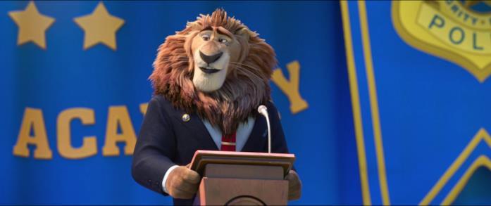 Lionheart sindaco