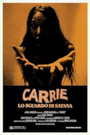 Poster Carrie - Lo sguardo di Satana
