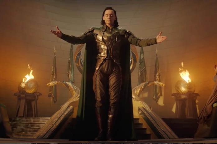 Loki Re di Asgard