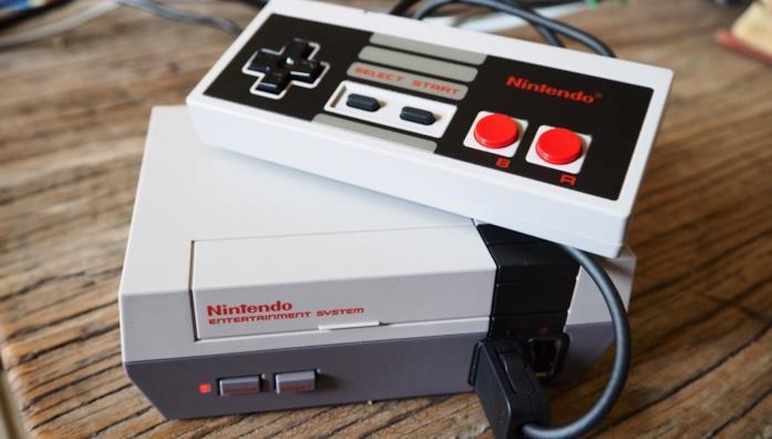 Nintendo annuncia il ritorno di NES Classic Mini in Italia