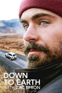 Poster Zac Efron: con i piedi per terra
