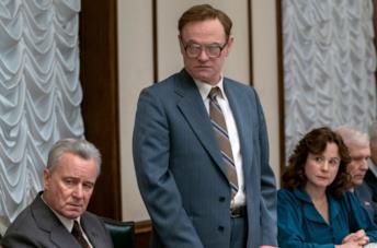 I protagonisti di Chernobyl