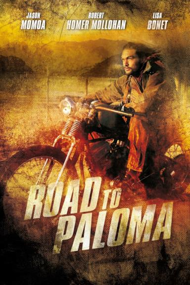 Poster Road to Paloma