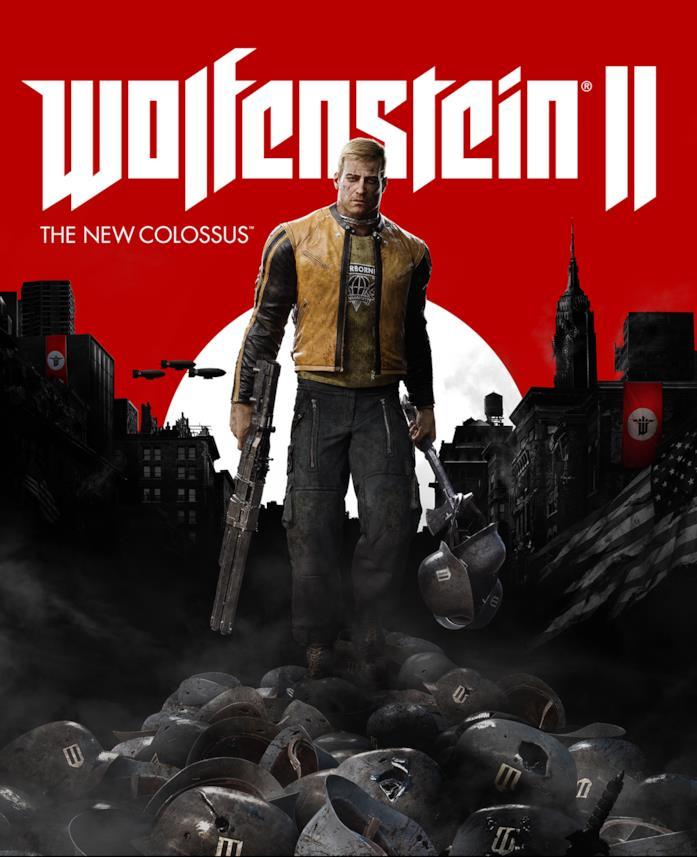 Wolfenstein II è disponibile su PS4, Xbox One e PC
