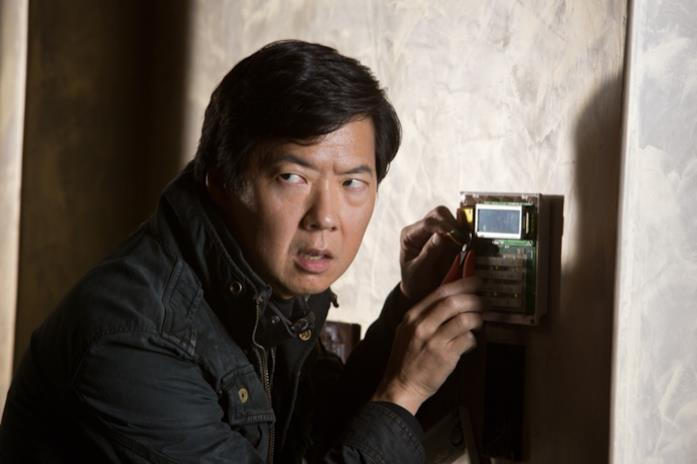 Ken Jeong alias Mr. Leslie Chow in Una notte da leoni 2