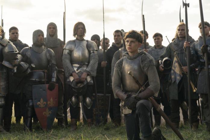Enrico V sfida a duello il Delfino