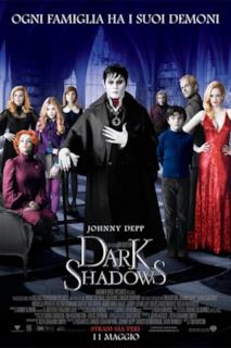 Poster Dark Shadows