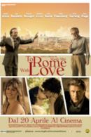 Poster To Rome with Love