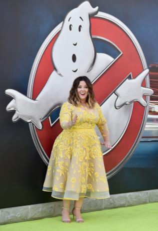 Melissa McCarthy premiere Ghostbusters a Los Angeles
