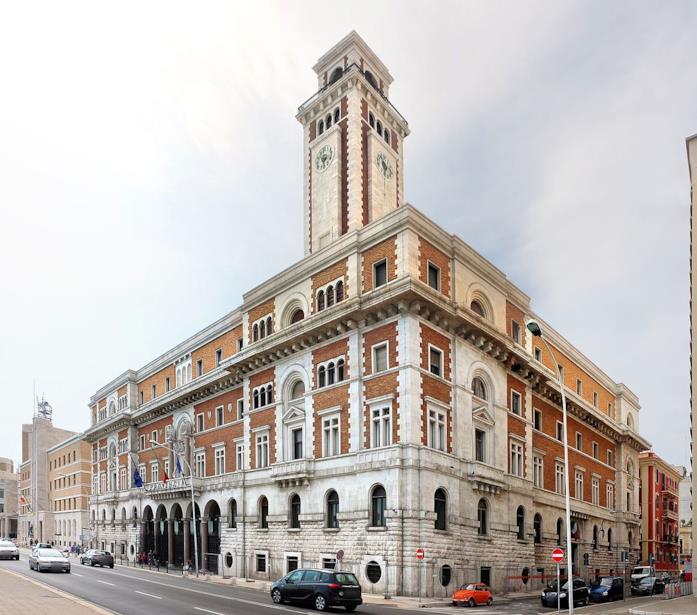 Palazzo della Città Metropolitana di Bari
