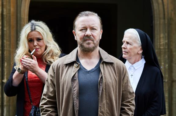 After Life, Netflix rinnova la serie di Ricky Gervais