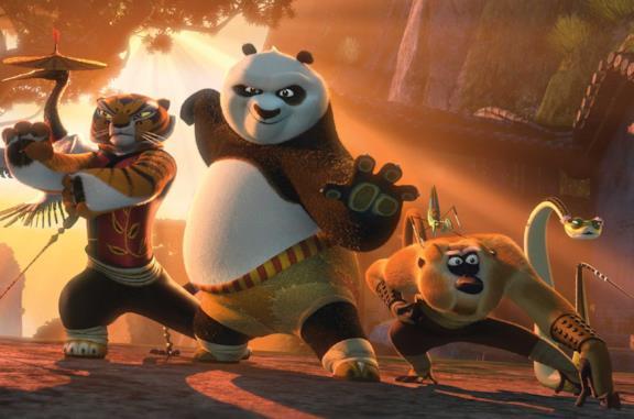 I personaggi e i doppiatori di Kung Fu Panda 2, il secondo film della saga con Jack Black