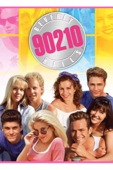 Poster Beverly Hills 90210