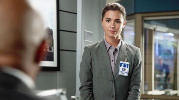 Michelle Vega, agente dell'FBI in The Mentalist
