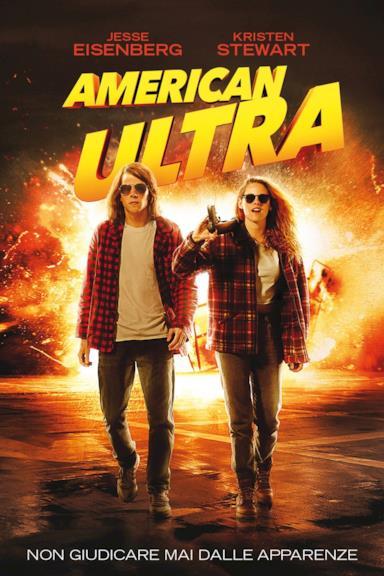 Poster American Ultra