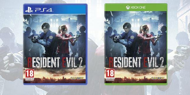 Il remake di Resident Evil 2 su PS4 e Xbox One