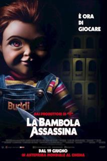 Poster La bambola assassina