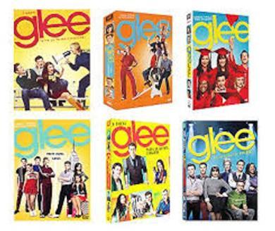 Cofanetti DVD di Glee - Stagioni 1-6