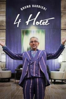 Poster Bruno Barbieri - 4 hotel