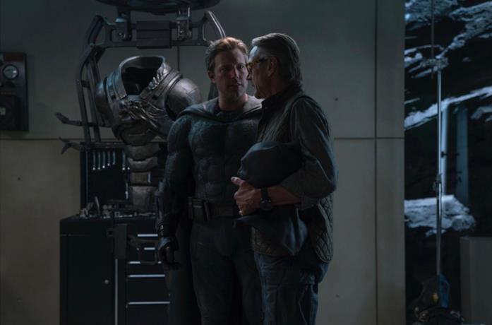 Bruce Wayne e Alfred