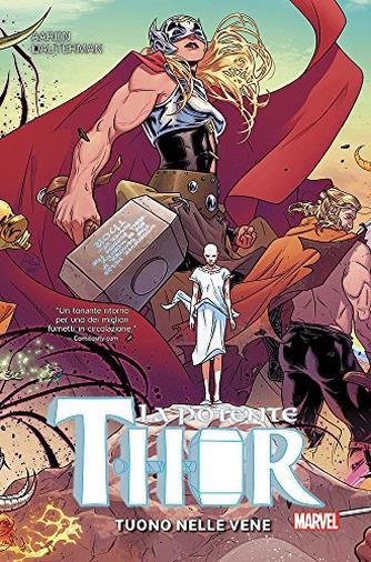 La potente Thor: 1