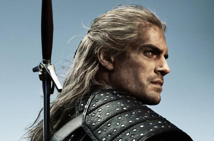 Geralt, il protagonista di The Witcher