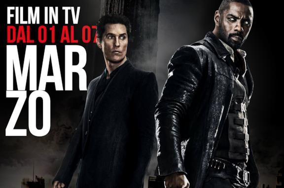 I film in TV dal 1 al 7 marzo 2021