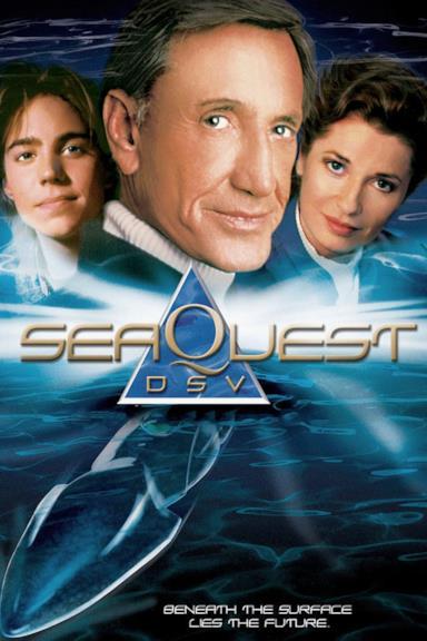 Poster SeaQuest - Odissea negli abissi