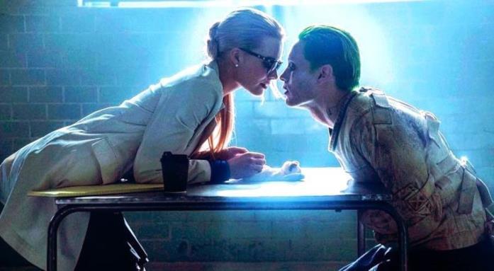 Harely Quinn e Joker in una scena di Suicide Squad
