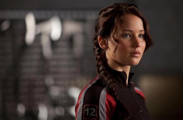 Jennifer Lawrence protagonista di Hunger Games