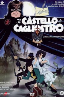 Poster Lupin III - Il castello di Cagliostro