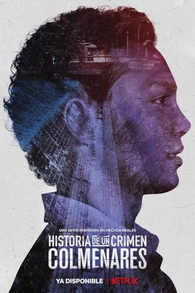Poster Historia de un crimen: Colmenares