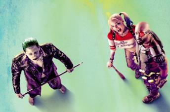 Joker e Harley Quinn in Suicide Squad