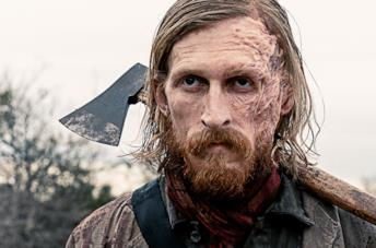 Dwight in Fear The Walking Dead