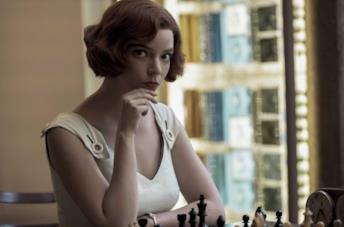 La Regina degli Scacchi, nasce il videogame online per giocare con Beth Harmon