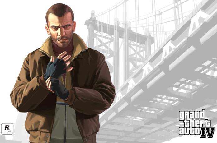Il protagonista di GTA 4