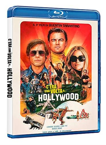 C'era una volta a… Hollywood  (Blu-Ray)