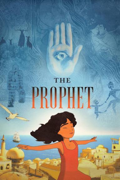 Poster Kahlil Gibran's The Prophet