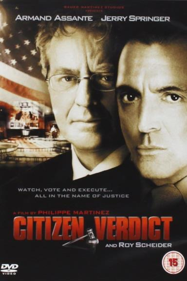 Poster Citizen Verdict